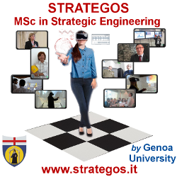 STRATEGOS: the International MSc in Engineering Technologies for Strategy and Security (Laurea Magistrale Internazionale in Strategic Engineering)