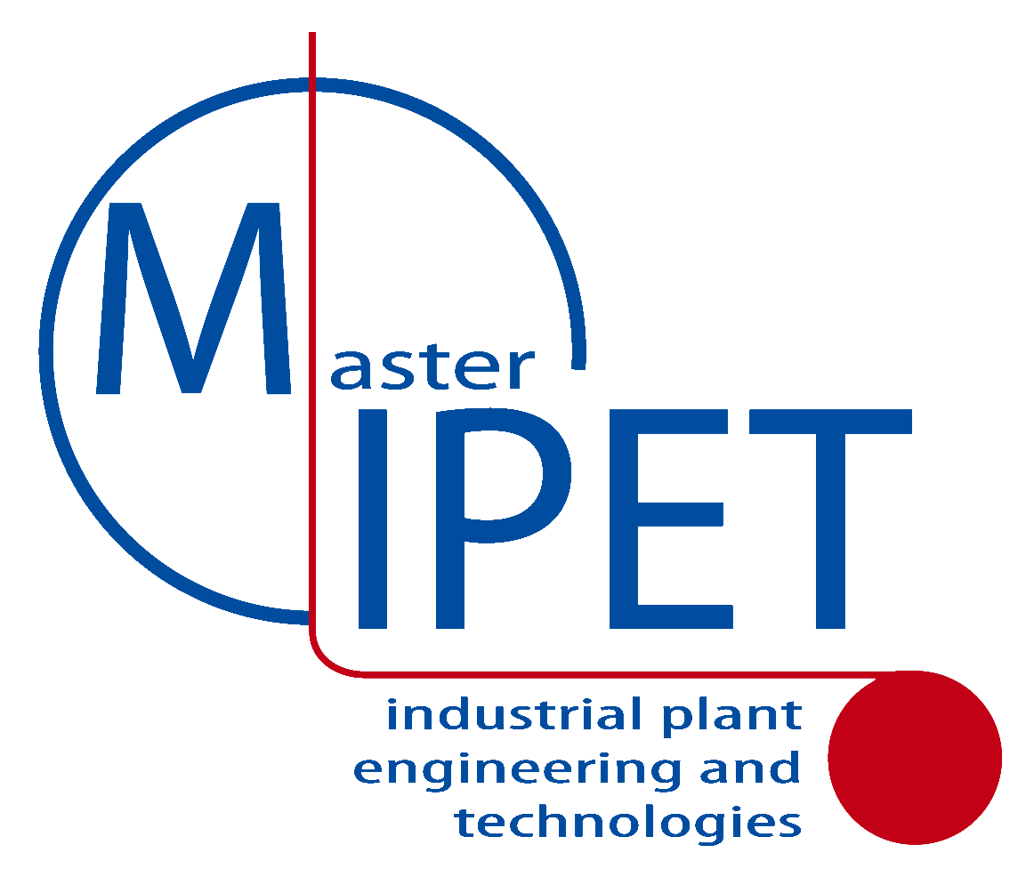 MIPET - The International Master in Industrial Plant Engineering and Technologies of Genoa University - Logo